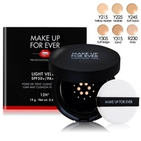 MAKE UP FOR EVER 微霧輕感氣墊粉餅 SPF50+ PA+++(14g)#Y305
